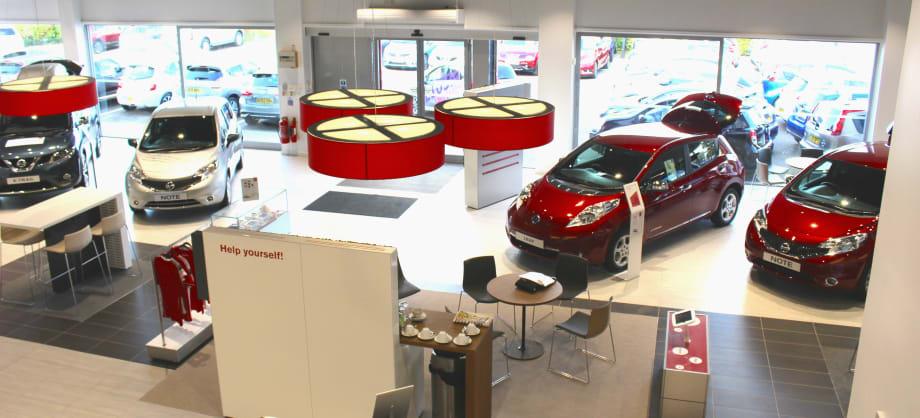 Smith motors peterborough for Nissan motors customer service