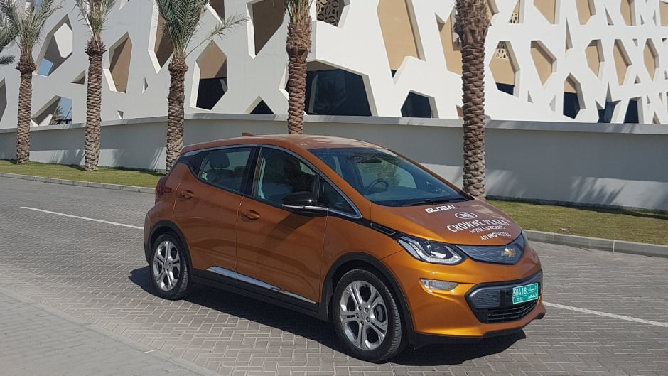 Chevrolet Bolt Ev Kuwait Alghanim Automotive