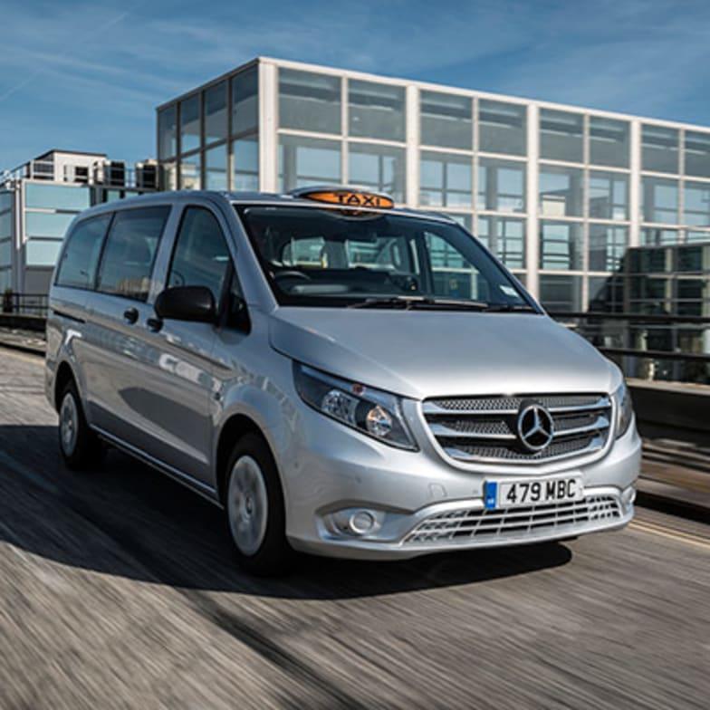 Mercedes-Benz Vito Taxi National | Hertfordshire, Essex, Suffolk