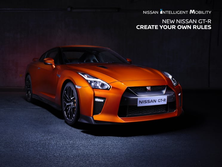 new nissan gt-r car for sale | at glyn hopkin nissan