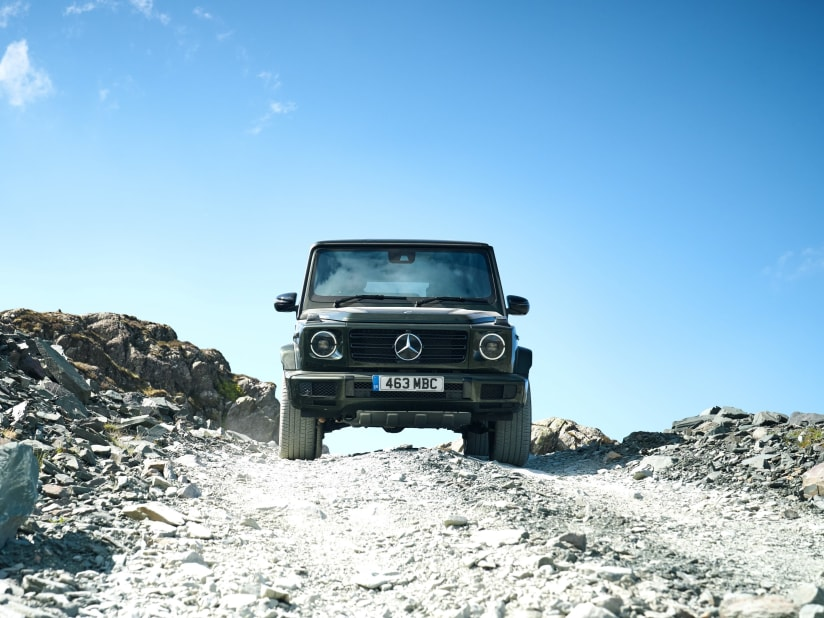 New Mercedes-Benz G-Class For Sale | Jardine Motors Mercedes