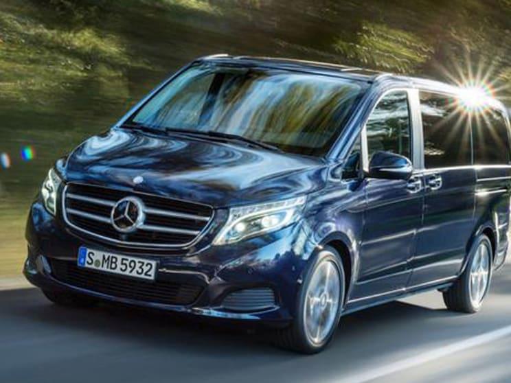 Mercedes V Class >> V Class London Mercedes Benz Retail Group