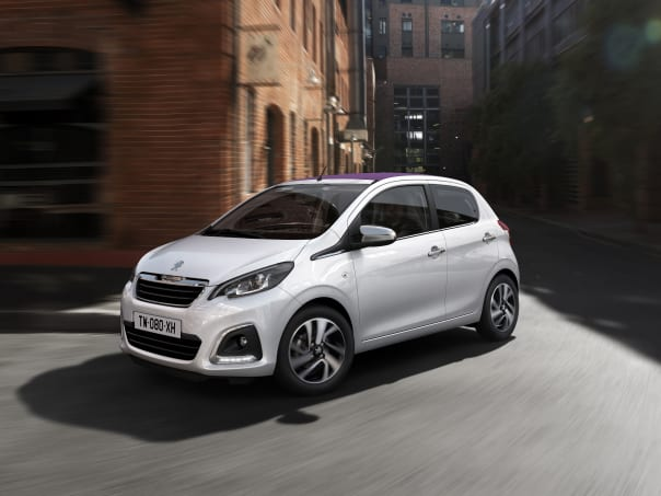 Peugeot 108 | Private Lease | Nefkens Peugeot