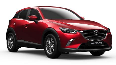 Mazda CX-3 120ps 2WD SE Nav Conditional Sale | Ballya | Walter ...