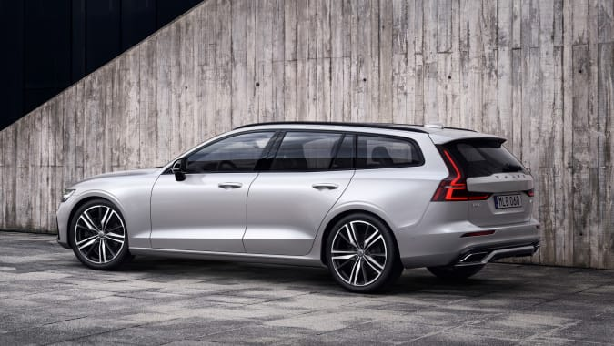 New Volvo V60 T4 R-Design Plus | PCH