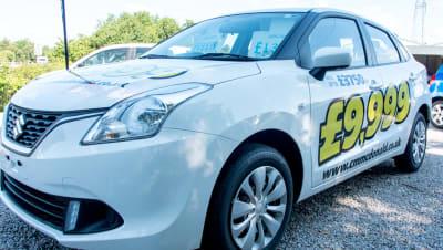New Suzuki Cars   Kintore, Aberdeenshire   C&M McDonald