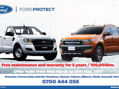 Ford Protect Offer