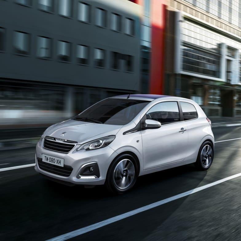 108 Hatchback | Devon, Plymouth & Torquay | Vospers Peugeot
