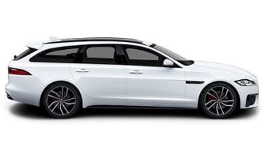 Beautiful Jaguar XF Sportbrake