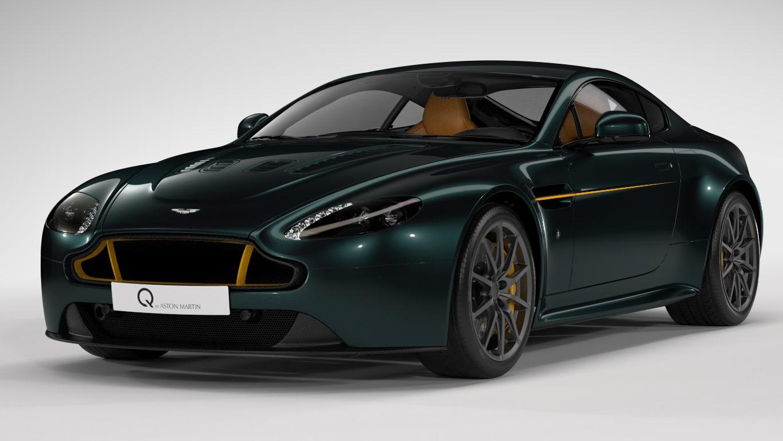 Limited Edition V12 Vantage S Spitfire 80 Aston Martin