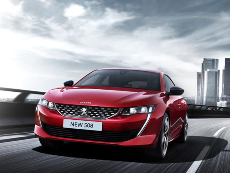 New All New Peugeot 508 Fastback Gloucestershire Warners Peugeot