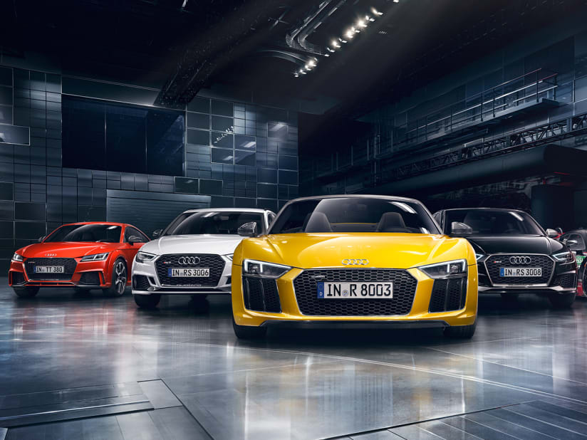 audi r8 & audi rs - audi sport | exclusively in ireland at audi