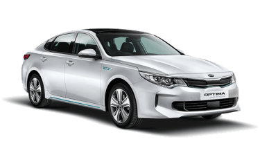 New Optima Plug-In Hyrbid