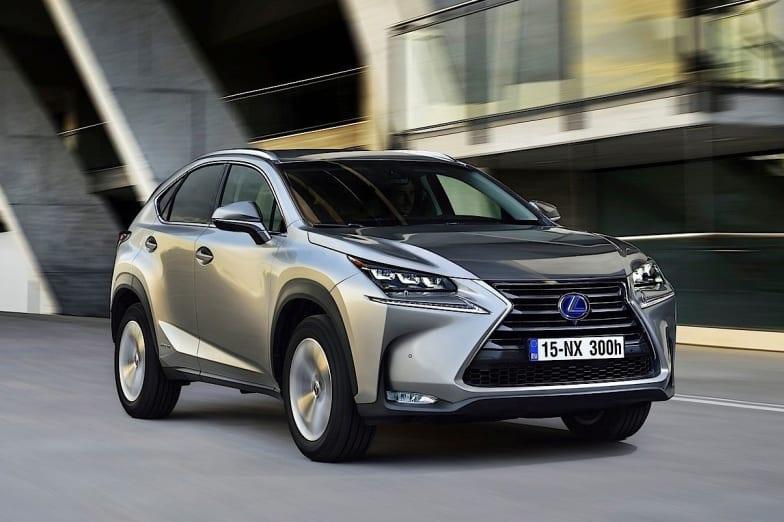 New Lexus Nx For Sale Ni Belfast Charles Hurst
