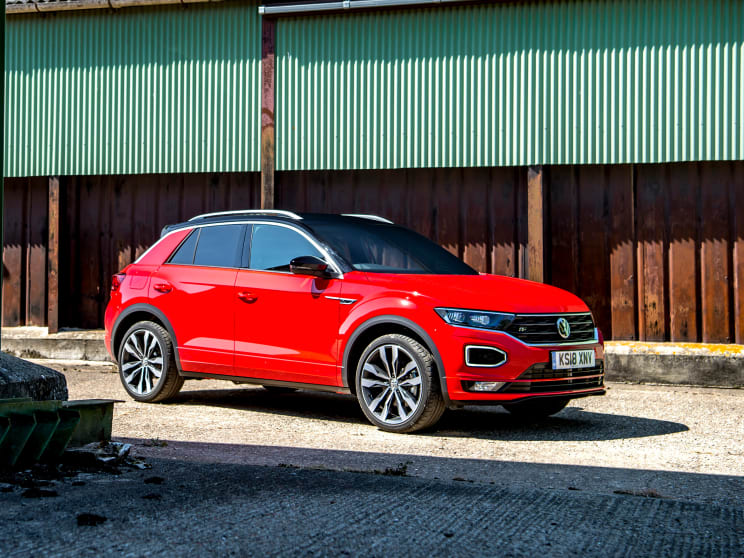 new volkswagen t-roc | find vw suv cars