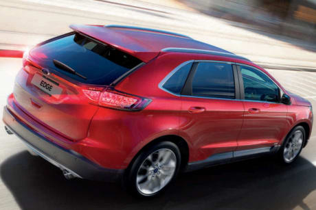 Has Seen The Launch Of The All New Ford Edge In The Uk And Along With The Uk Launch The Edge Has Been Updated To Include Asel Engine
