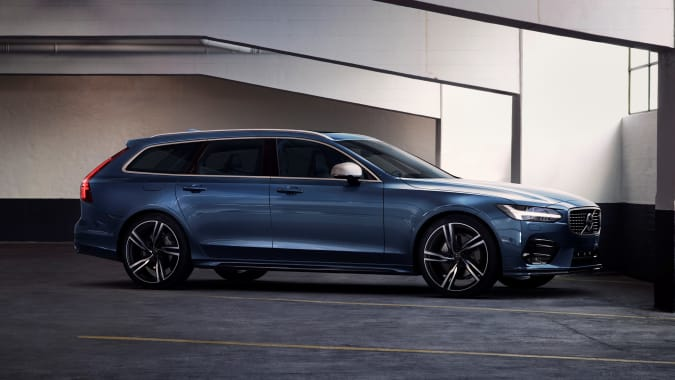 Volvo V90 T4 R-Design Plus | PCH