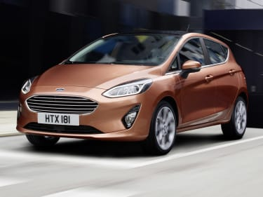All New Ford Fiesta Zetec