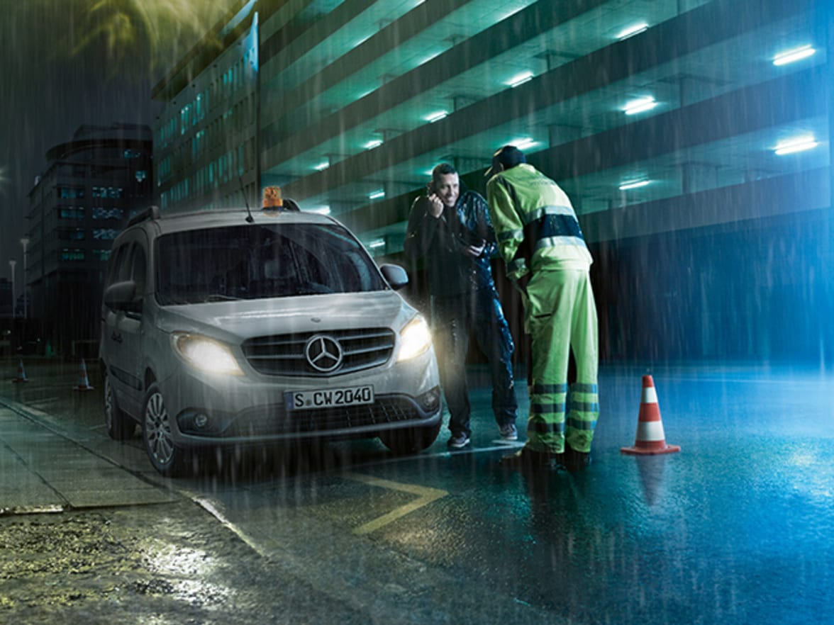 Free Roadside Assistance For Mercedes Benz Customers