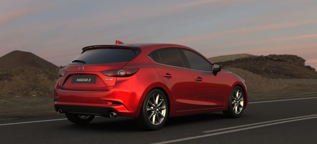 Mazda3 Sport Black   Ballya   Walter Young Limited