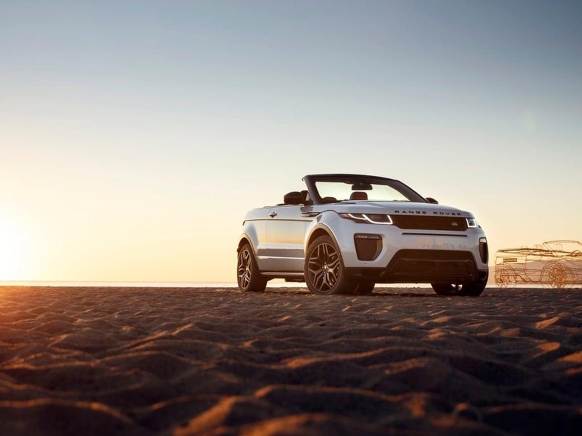 Range Rover Evoque Convertible Diesel 2 0 Td4 Hse Dynamic Lux 5dr