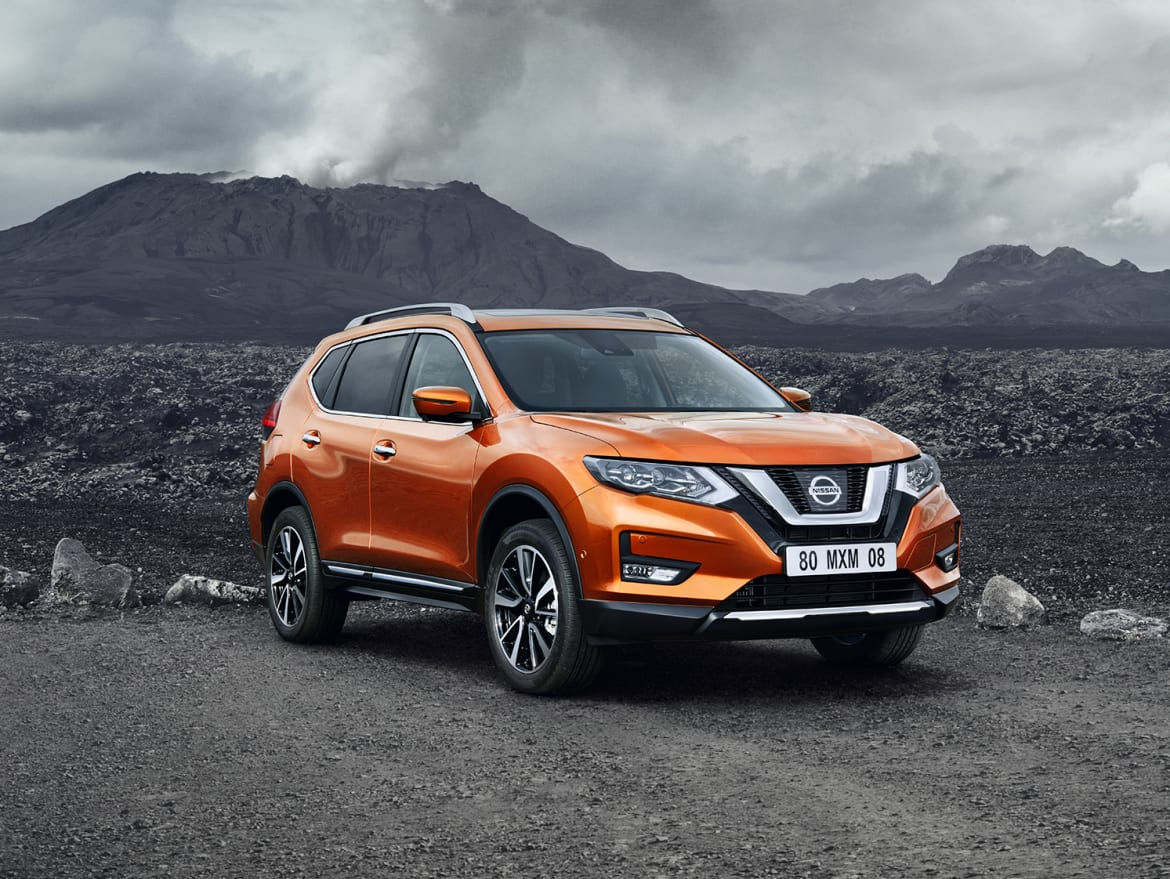 X Trail Motability Offer 849 Advance Payment Lancashire Wigan Nissan Xtrail Offroad Modified