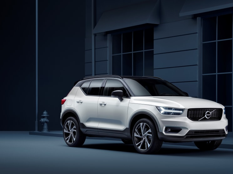 New Volvo XC40 | Coventry & Hinckley | TMS Volvo