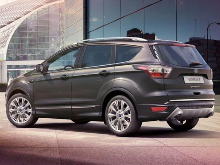 Ford Kuga Vignale >> New Ford Kuga Vignale Furrows Ford Shropshire