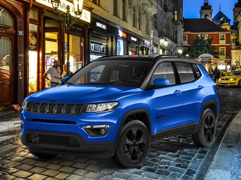 New Jeep Compass 1 4 Multiair 140 Night Eagle 5dr Pch Knutsford