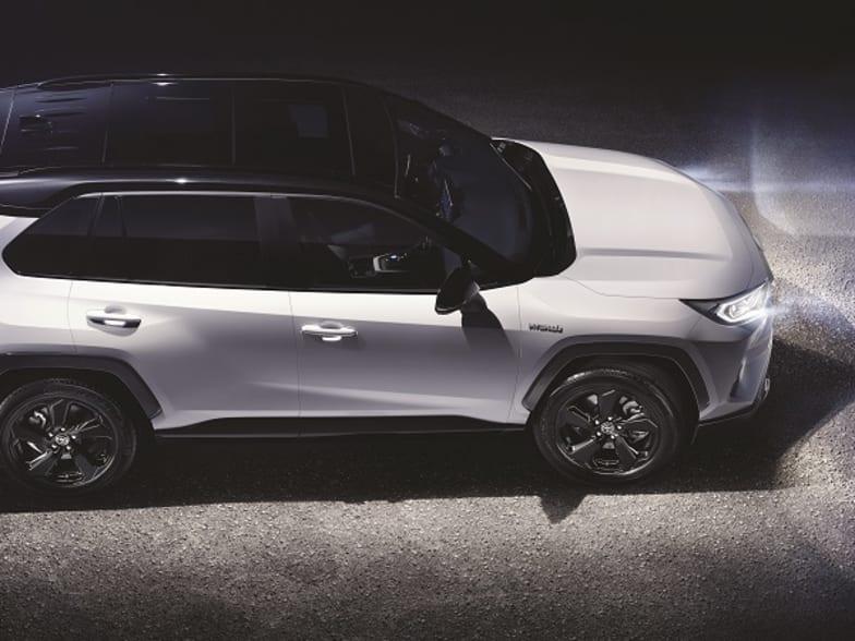 Yeomans Toyota Rav4 2019 Advanced Build Revealed Toyota New