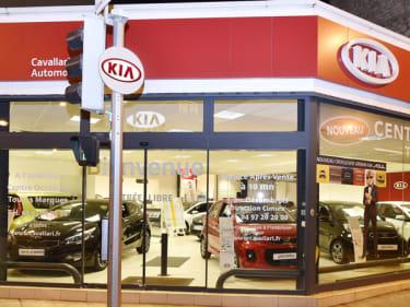 Contactez la concession Kia Riquier à Nice | Cavallari