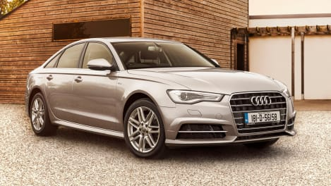 New 181 Stock Audi A6 - 1.9% APR Finance Offer
