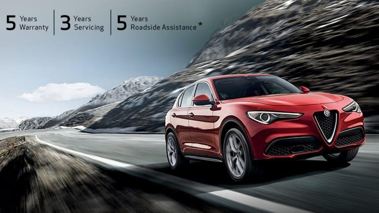 New Car Offers Solihull Swindon Johnsons Alfa Romeo