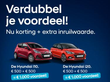 Nieuwe Hyundai Acties Hyundai Wittenberg