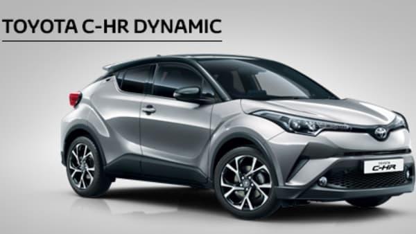 New C-HR Dynamic 0% APR