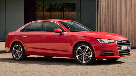 New 181 Stock Audi A4 - 1.9% Finance Offer