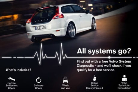 All systems go? Check if you qualify for a free service | In