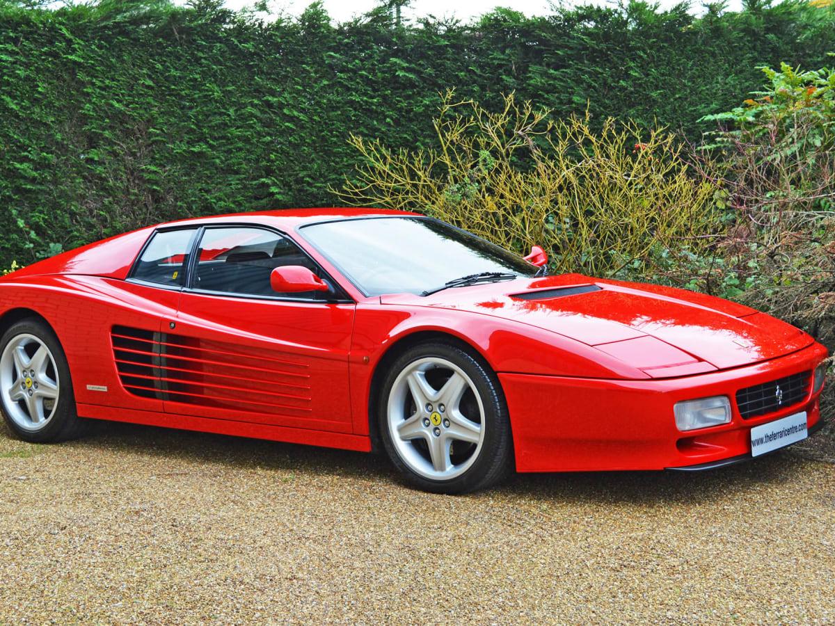 1990s Ferraris Maidstone Kent Kent High Performance Cars