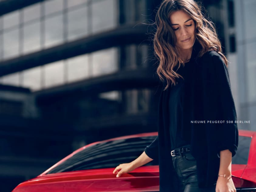 Brochure Peugeot 508
