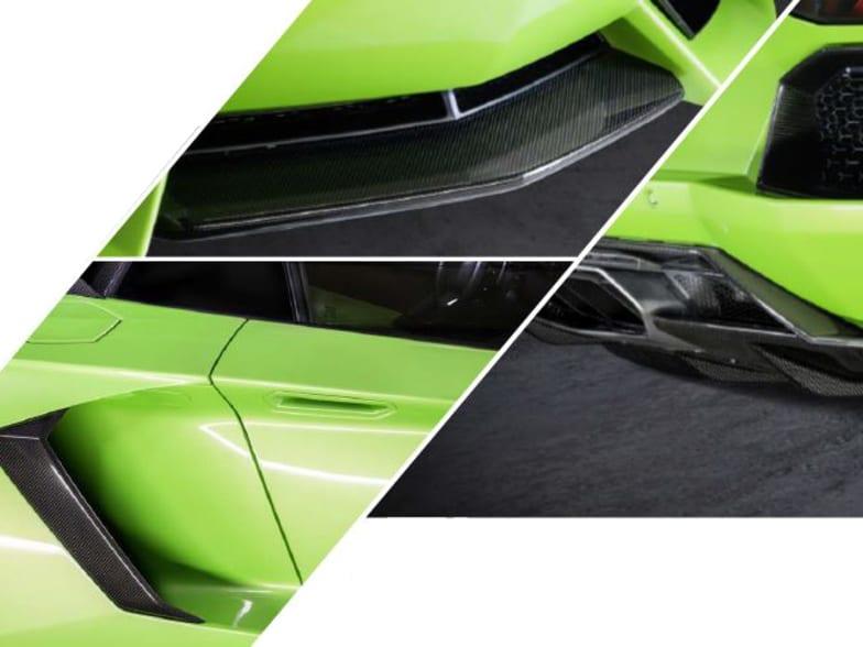 Carbon Fibre Exterior Kit | Sevenoaks, Kent | Jardine Motors
