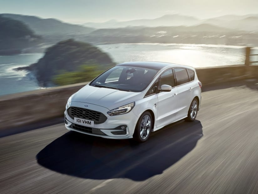 Discover Ford S-MAX Hybrid | Keith Motors Christchurch & Verwood