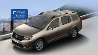 New Dacia Cars | Kidlington | Hartwell Dacia