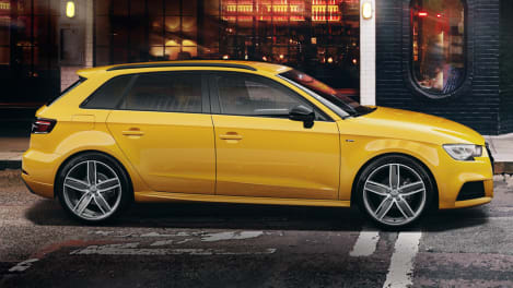 New 181 Stock Audi A3 1.9% APR Finance Offer
