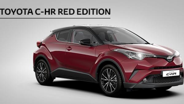 C-HR Red Edition