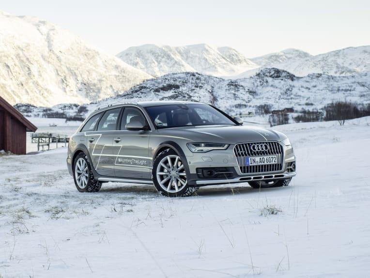 New Audi A6 Allroad Audi Quattro For Sale Scotland