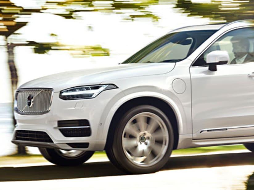 New Volvo Hybrid Cars | Efficient Plug-in Hybrids