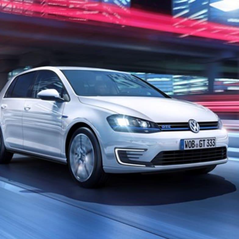 New Volkswagen Golf GTE   Epsom, Surrey   Drift Bridge