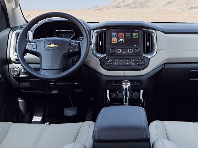 2020 Trailblazer Dubai Al Ghandi Auto