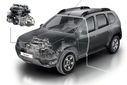 Dacia Cambelt Offer
