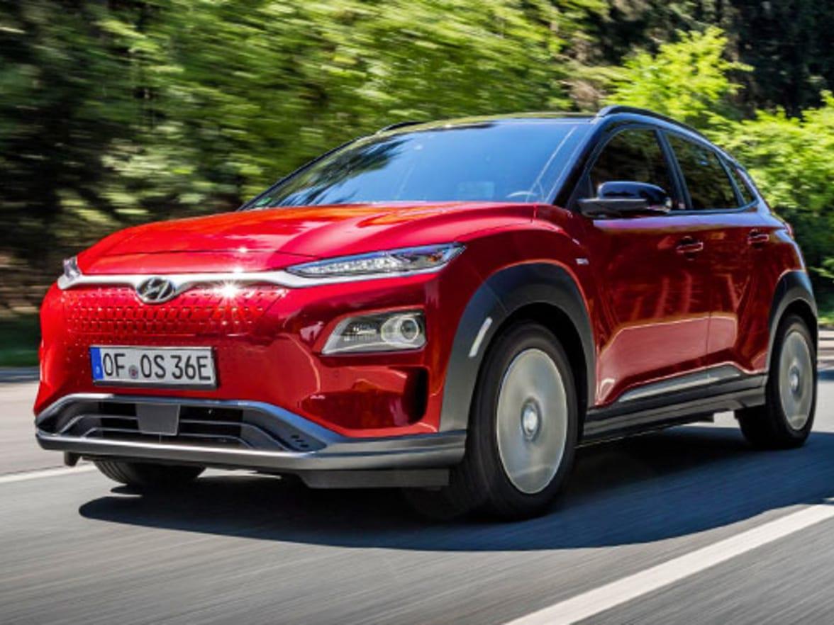 Hyundai Kona Electric Ioniq Win At Auto Express Awards 2018